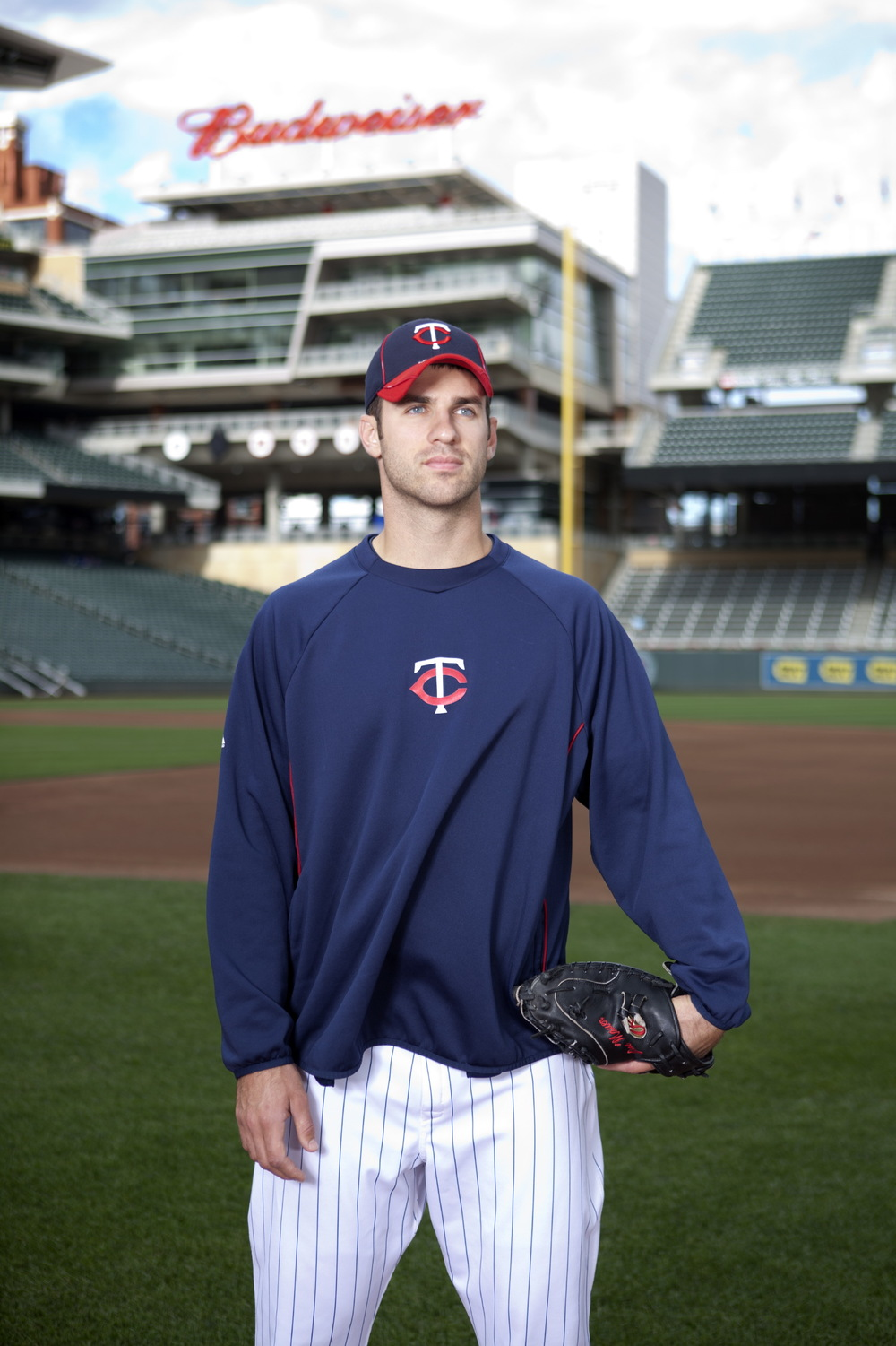 Joe Mauer for ESPN The Magazine