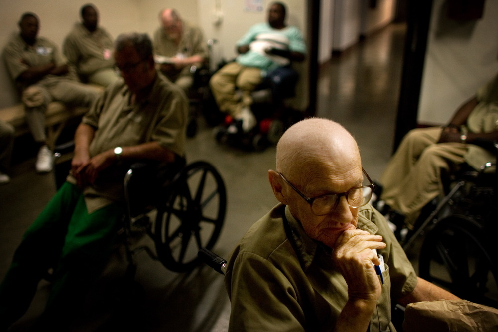 Served Out: Aging and Dying Behind Bars for Mother Jones