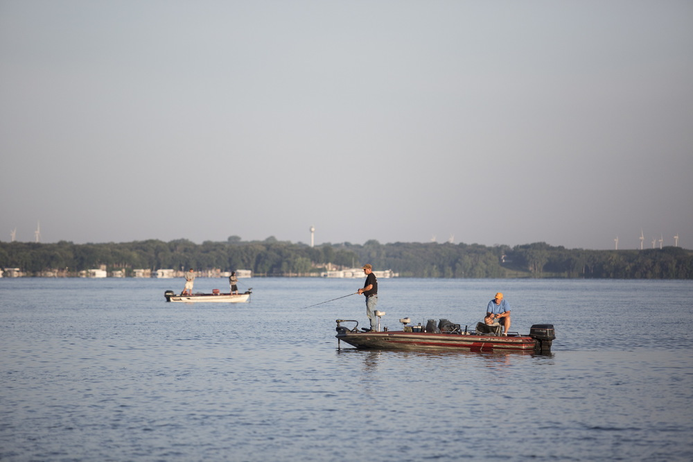 Lake Okojobi for The New York Times Travel