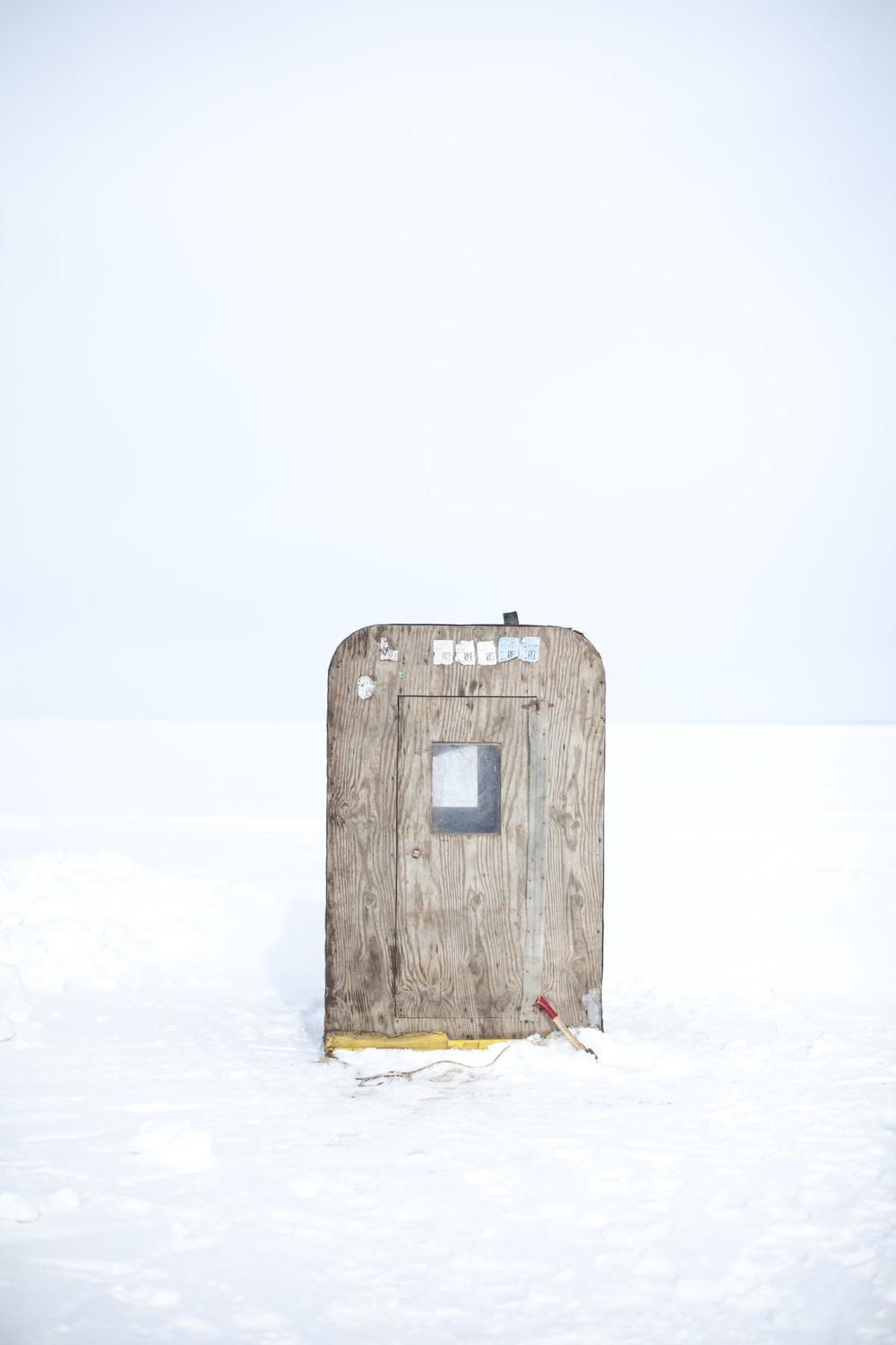 Winter Ice Fishing for Popular Mechanics, The New York Times, and Outdoor Life