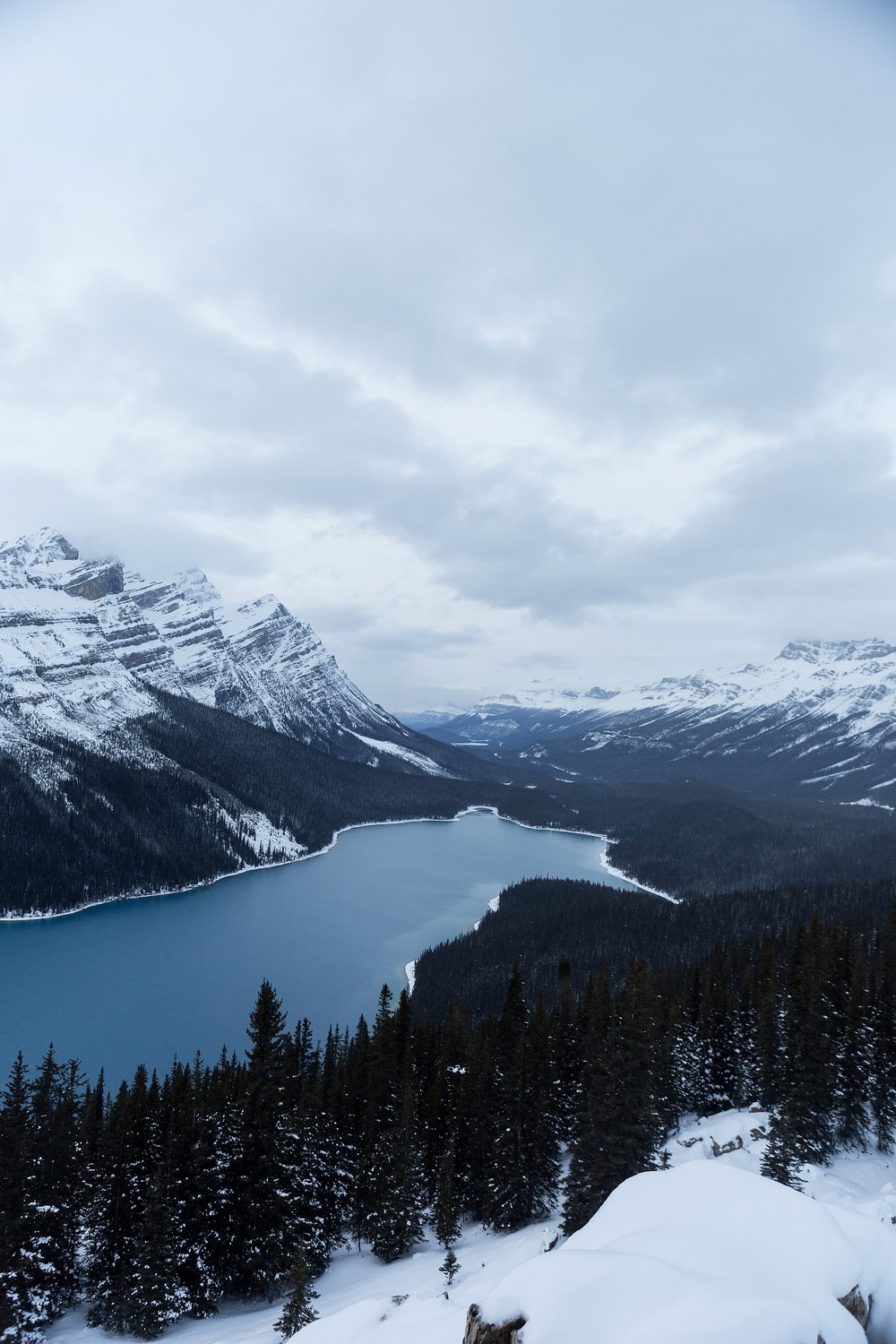 Banff National Park for National Geographic Traveler