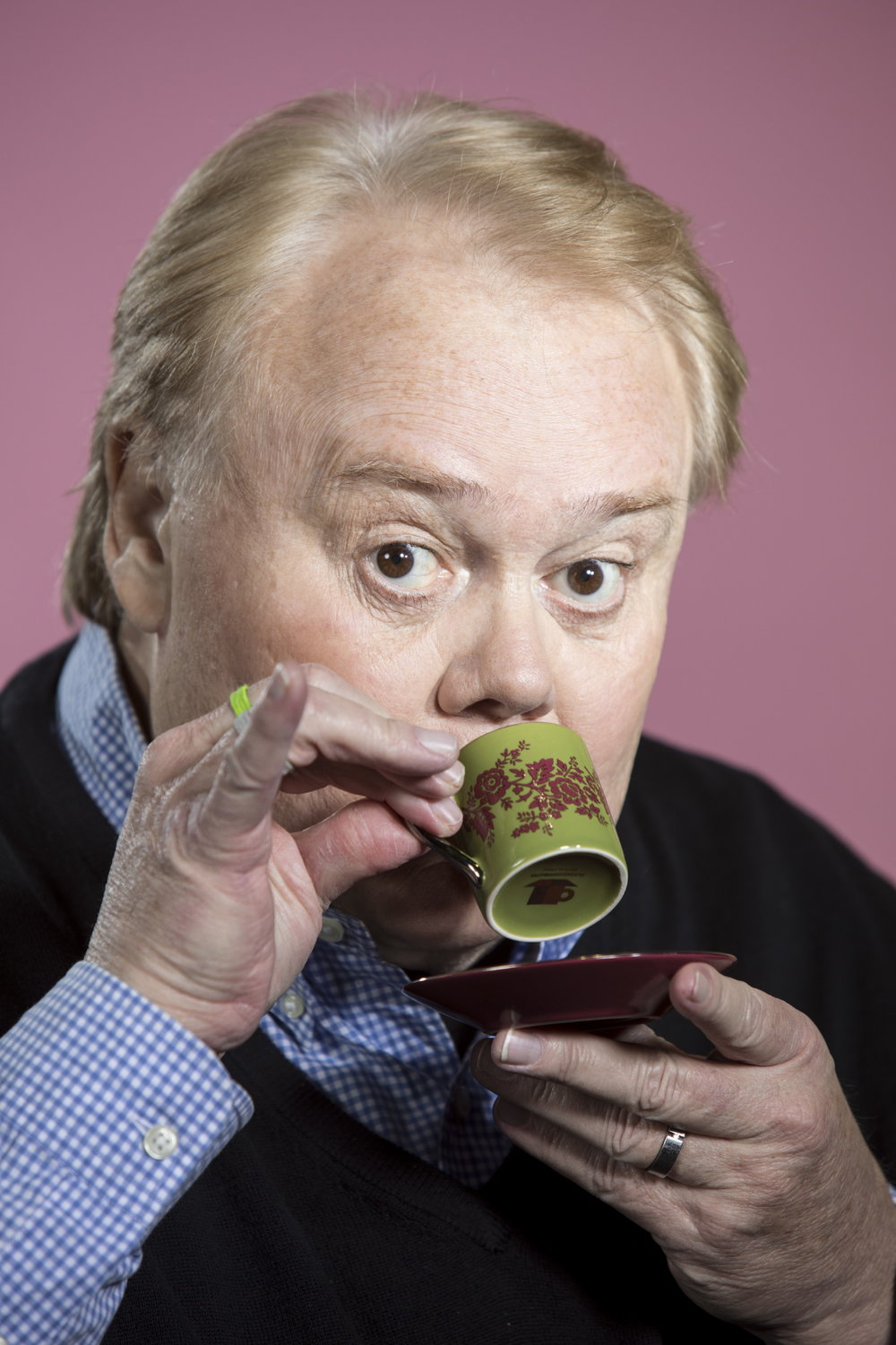 Louie Anderson for Mpls. St. Paul Magazine