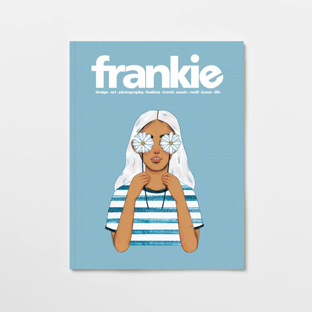 Issue 76 of Frankie Magazine