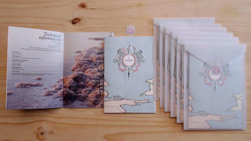 Brochure, La Sinrazón