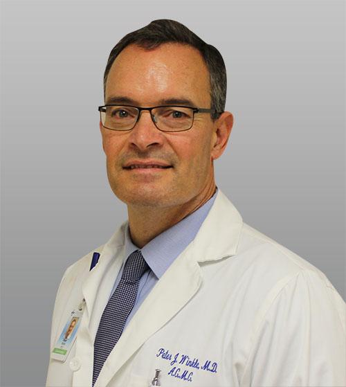Peter Winkle, M.D.