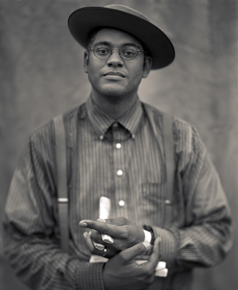 Dom Flemons, American Songster