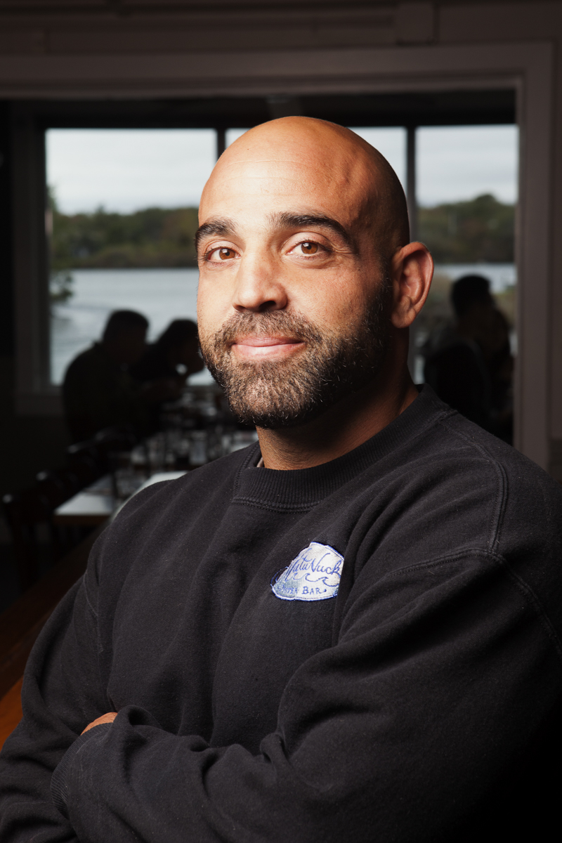 Perry Raso, Oyster Farmer/Restaurant Owner