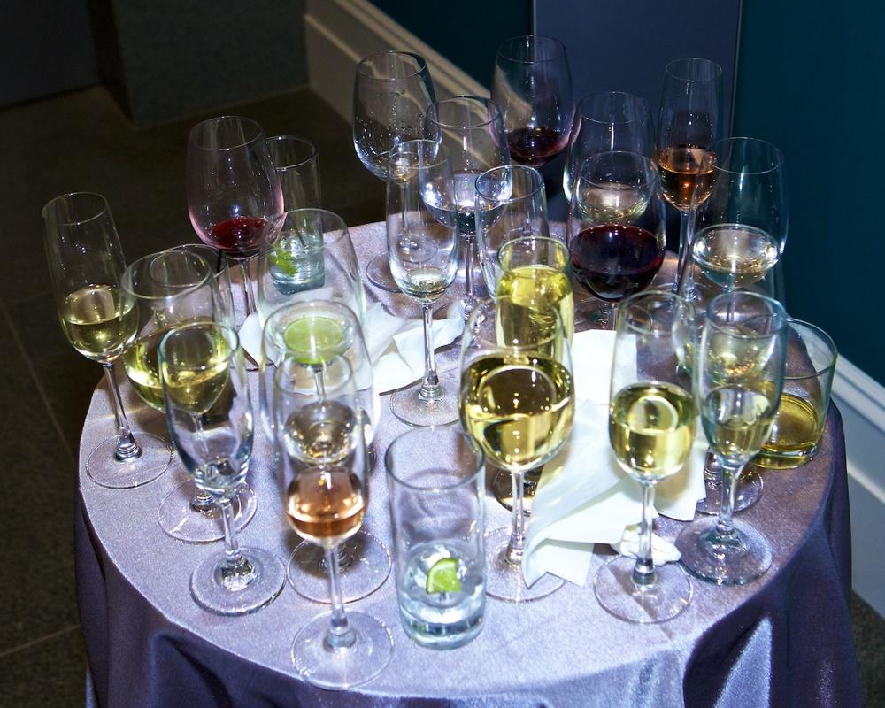 Wine & Water