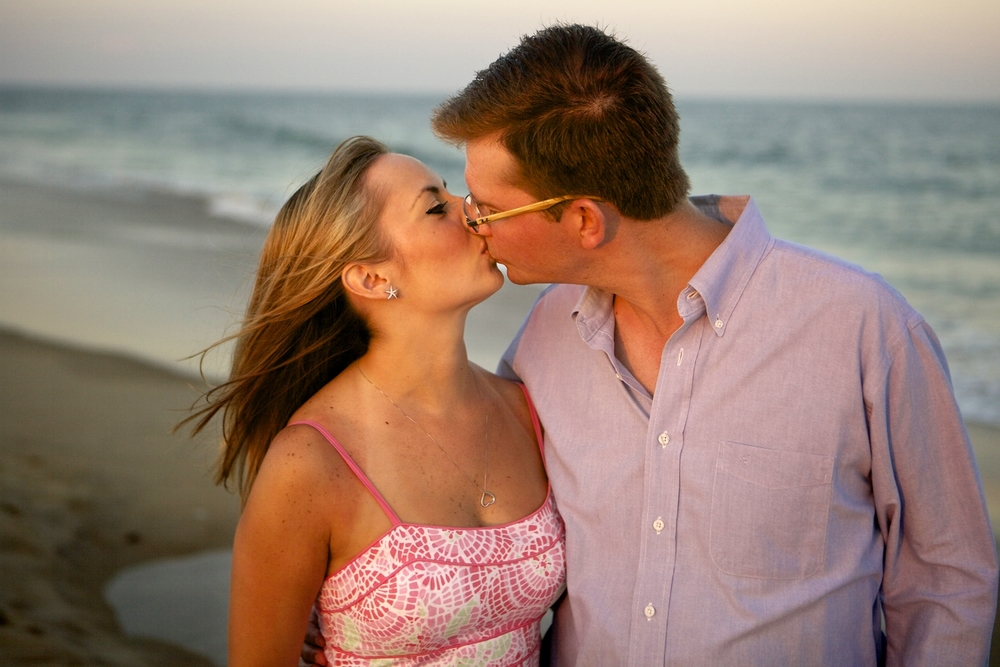 Engagement Portrait, Central Beach