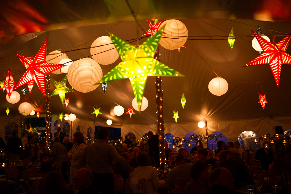 Lights In the Tent