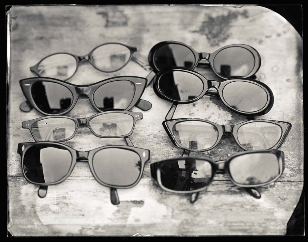 Collection of Eyeglasses