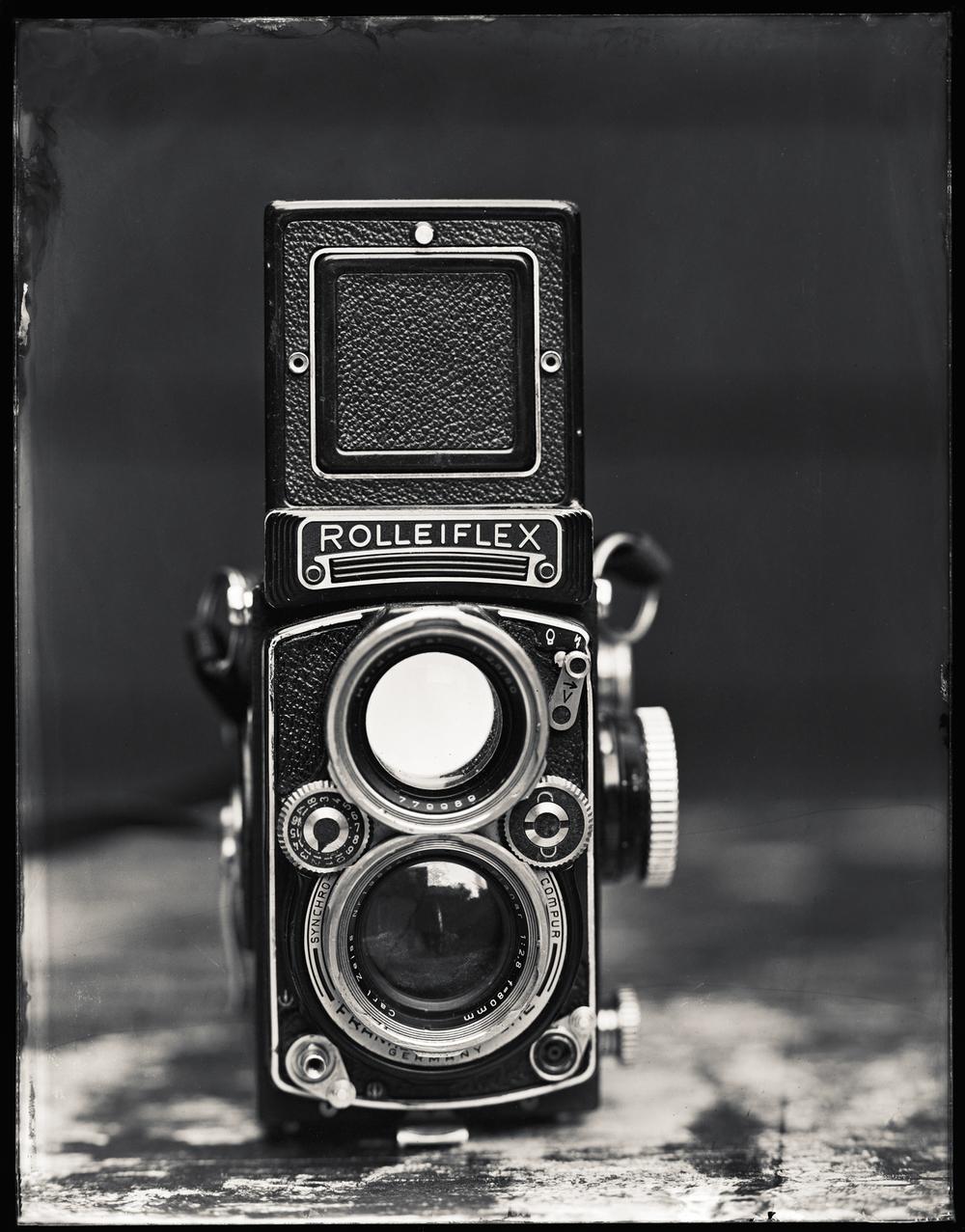 Rolleiflex Twin Lens