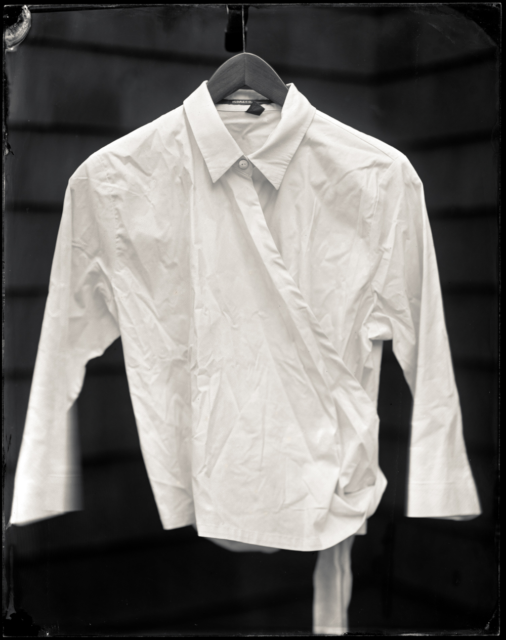 White Wedding Shirt