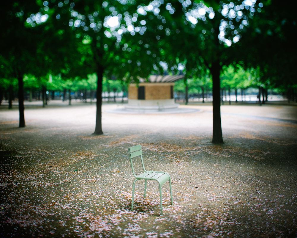 Luxembourg Garden Chair