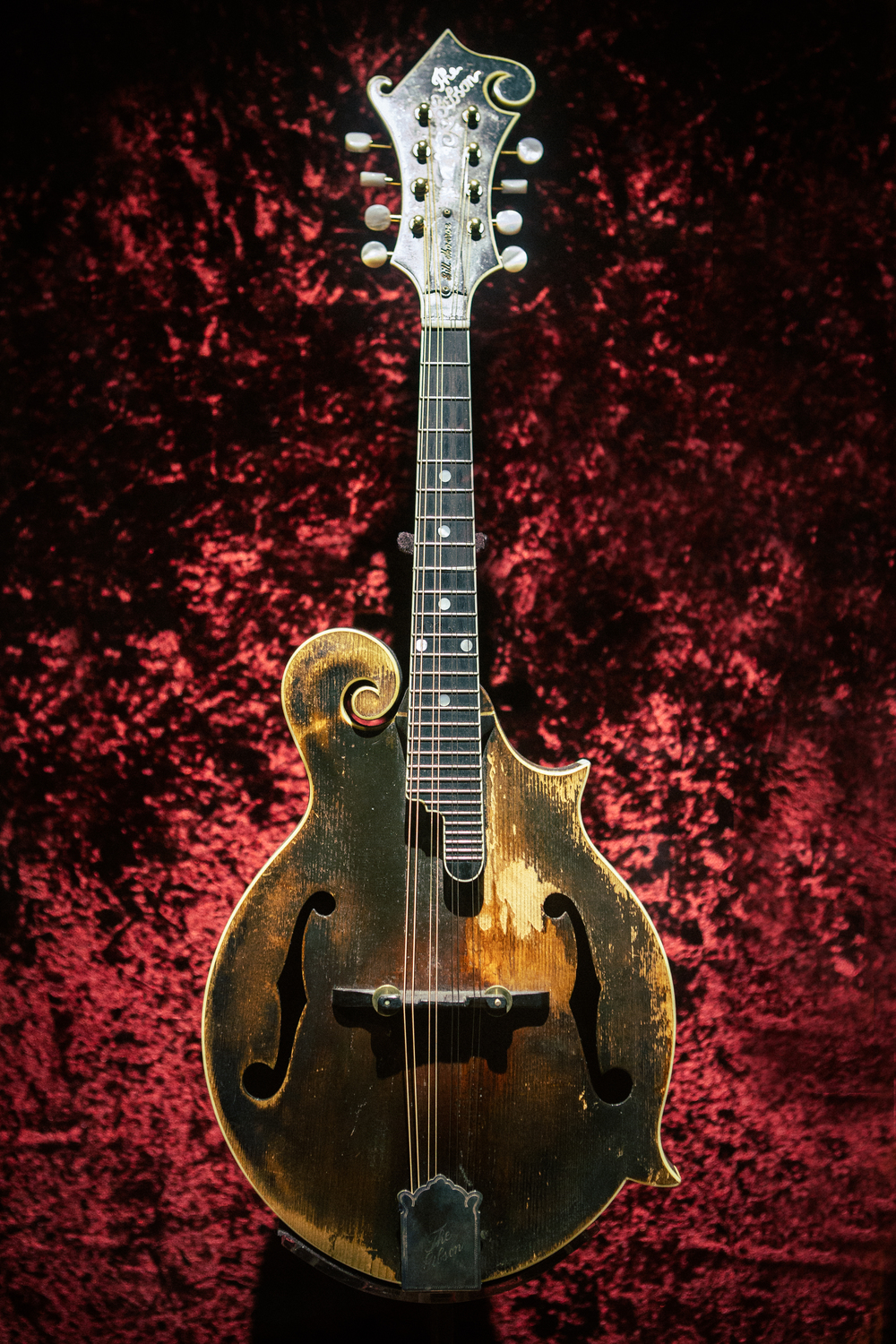 Bill Monroe's Mandolin