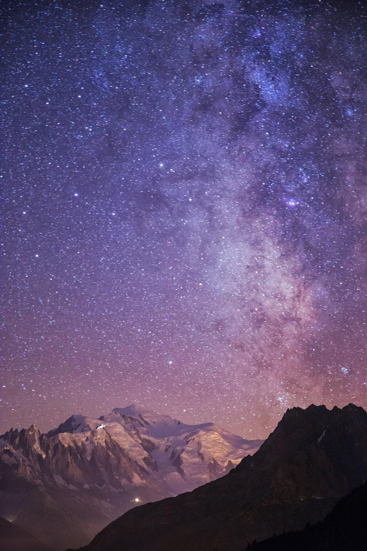 Cosmic Alps