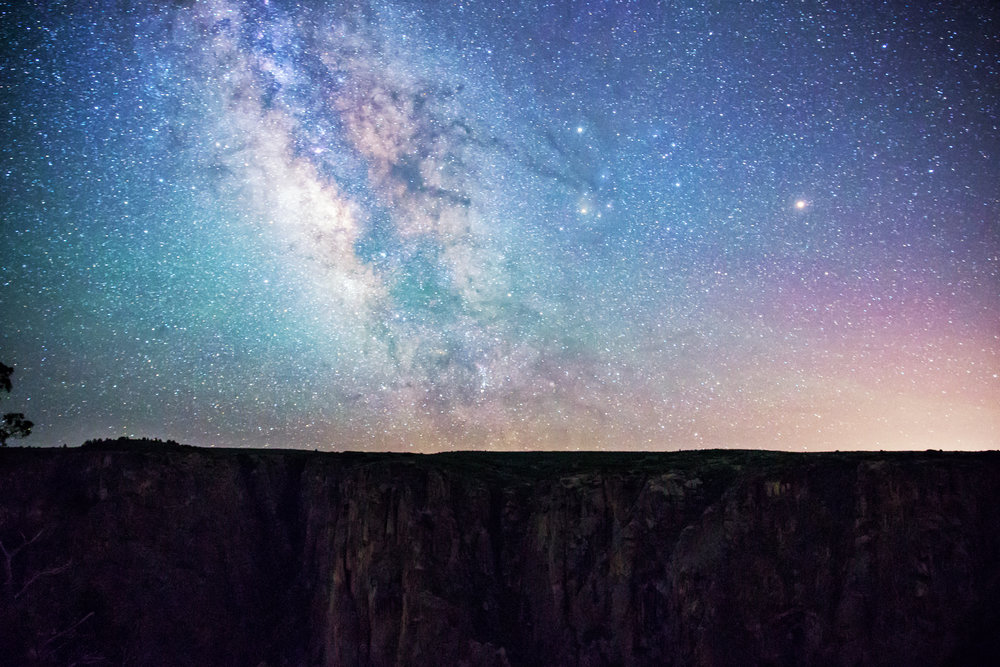 Black Canyon Nights