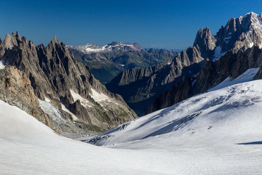 Vallée Blanche IV