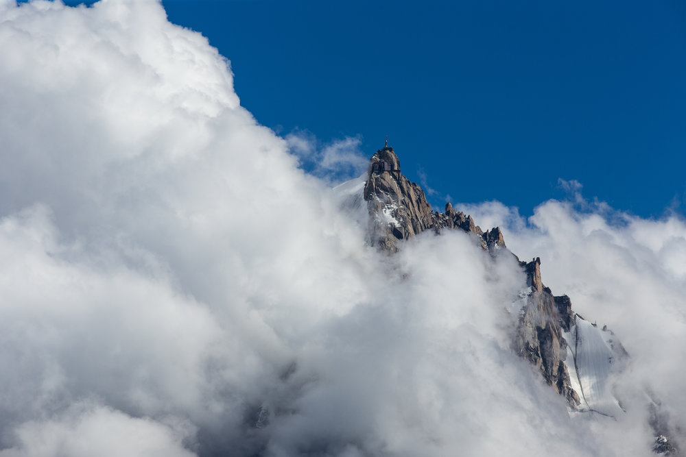 Aiguille du Midi (click to enlarge)