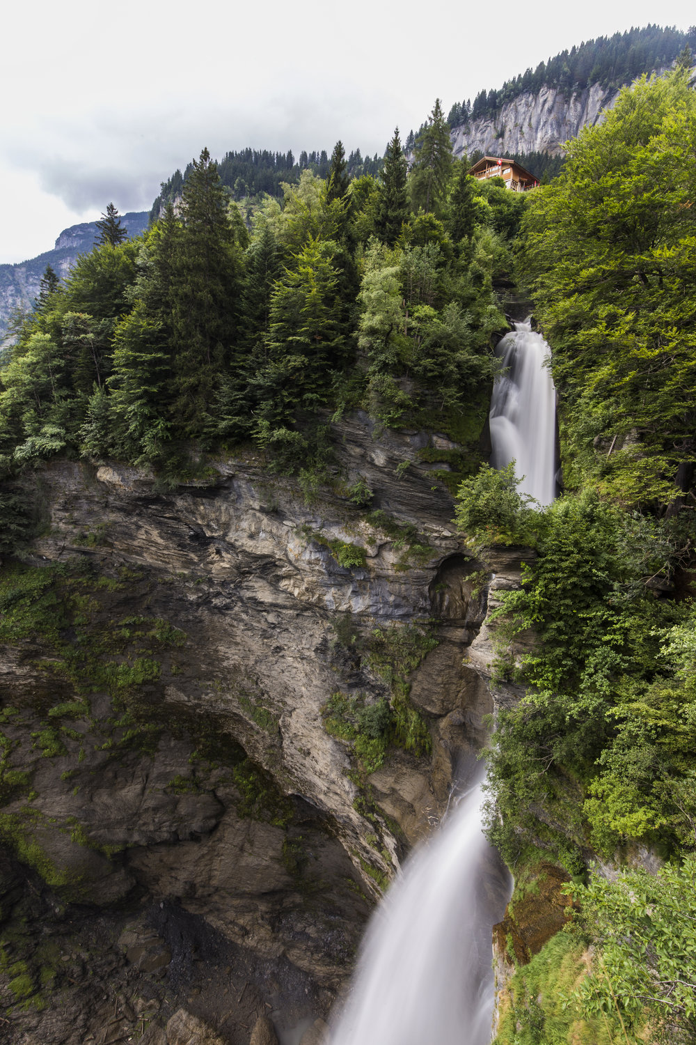 Reichenbach Falls (click to enlarge)