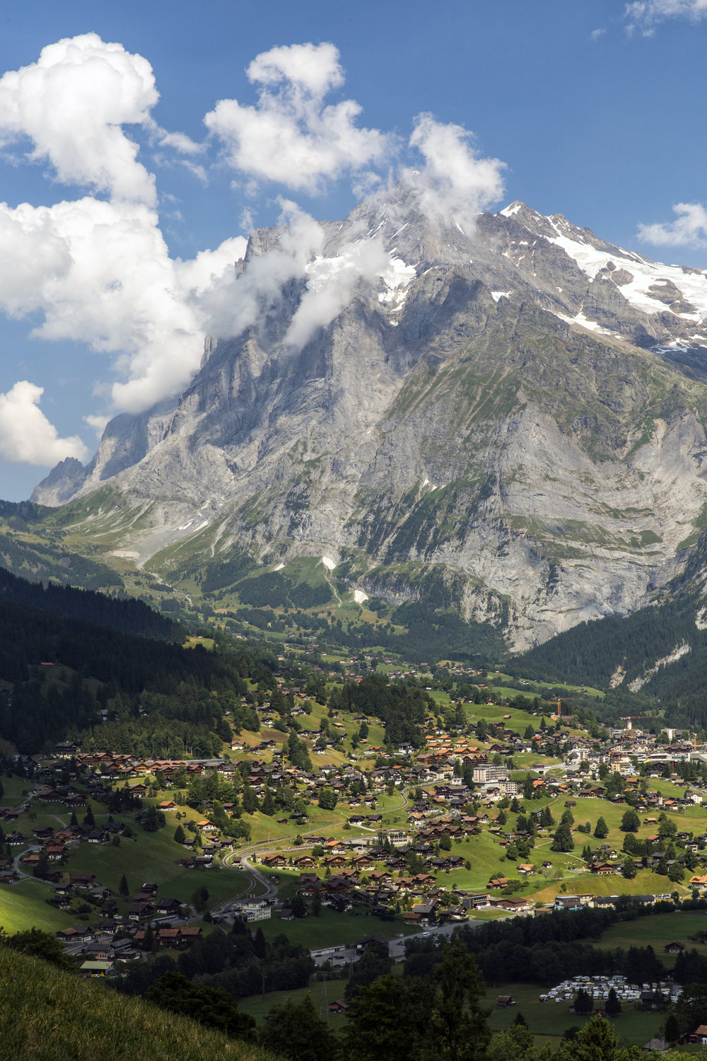 Grindelwald Afternoon (click to enlarge)