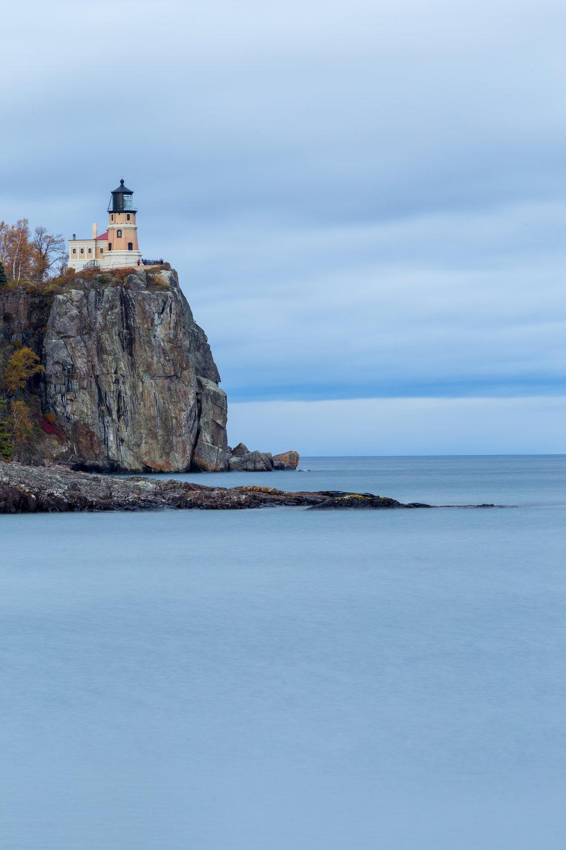Split Rock Lighthouse (click to enlarge)