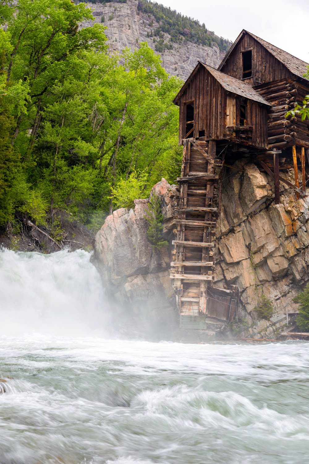 Power Falls (click to enlarge)
