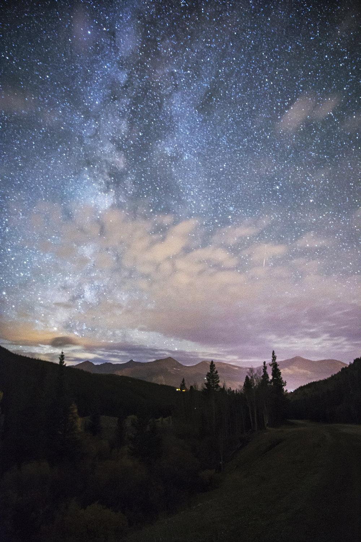 Ten Mile Milky Way