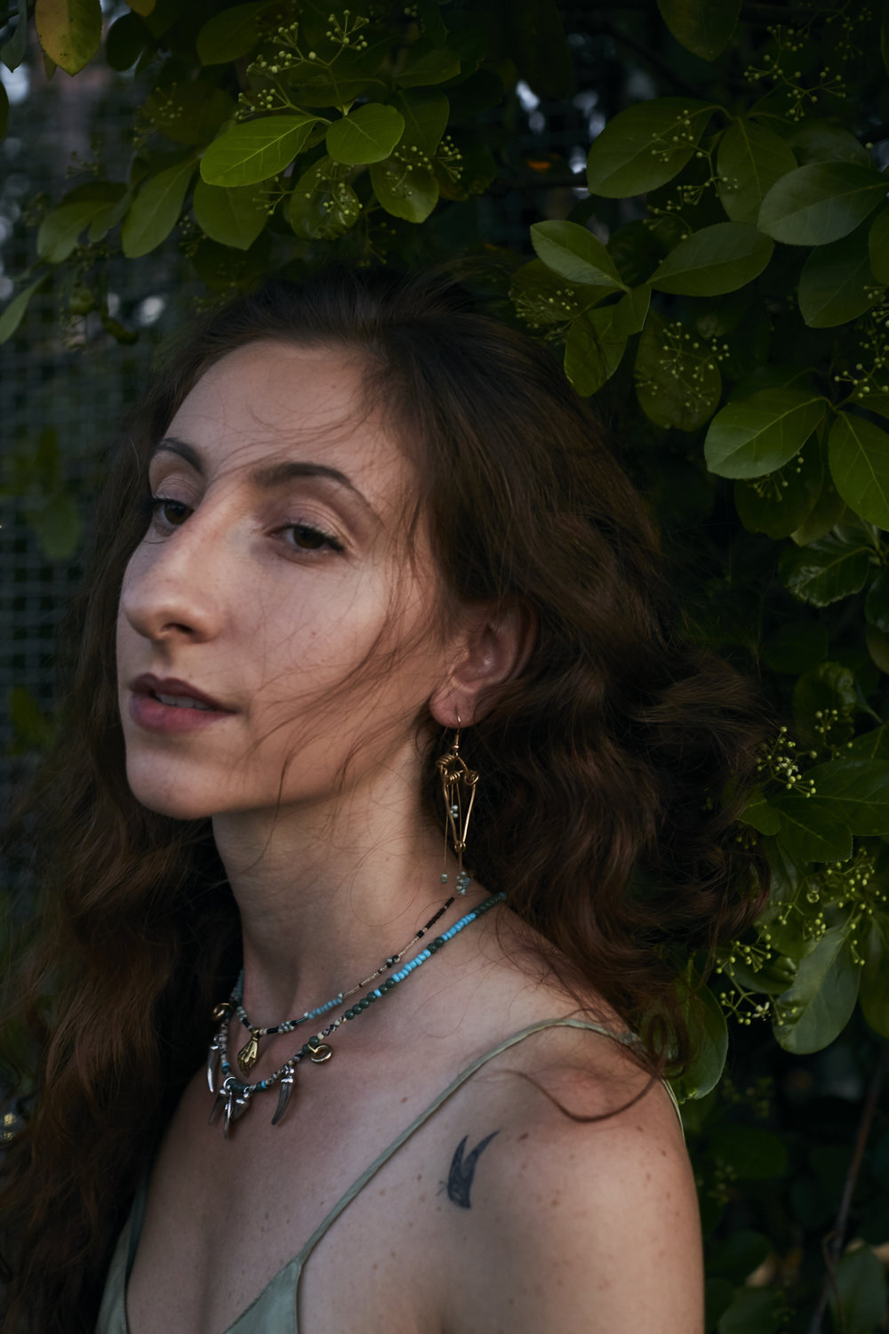 Meet the maker - Hannah Welch shares with us her journey into jewelry making.
