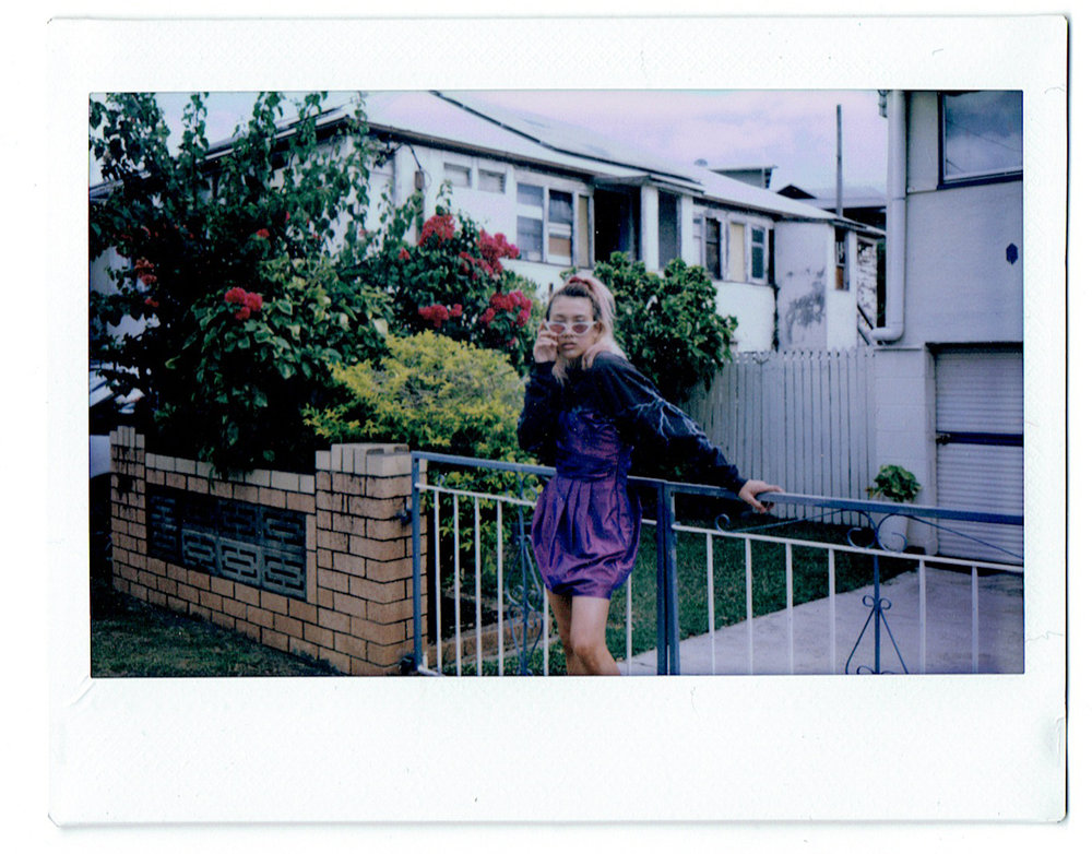 PIZZA POLAROID