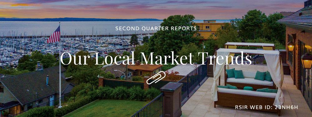 Market Trends from Around the Sound: Q2-2018 — Aaron Freeman