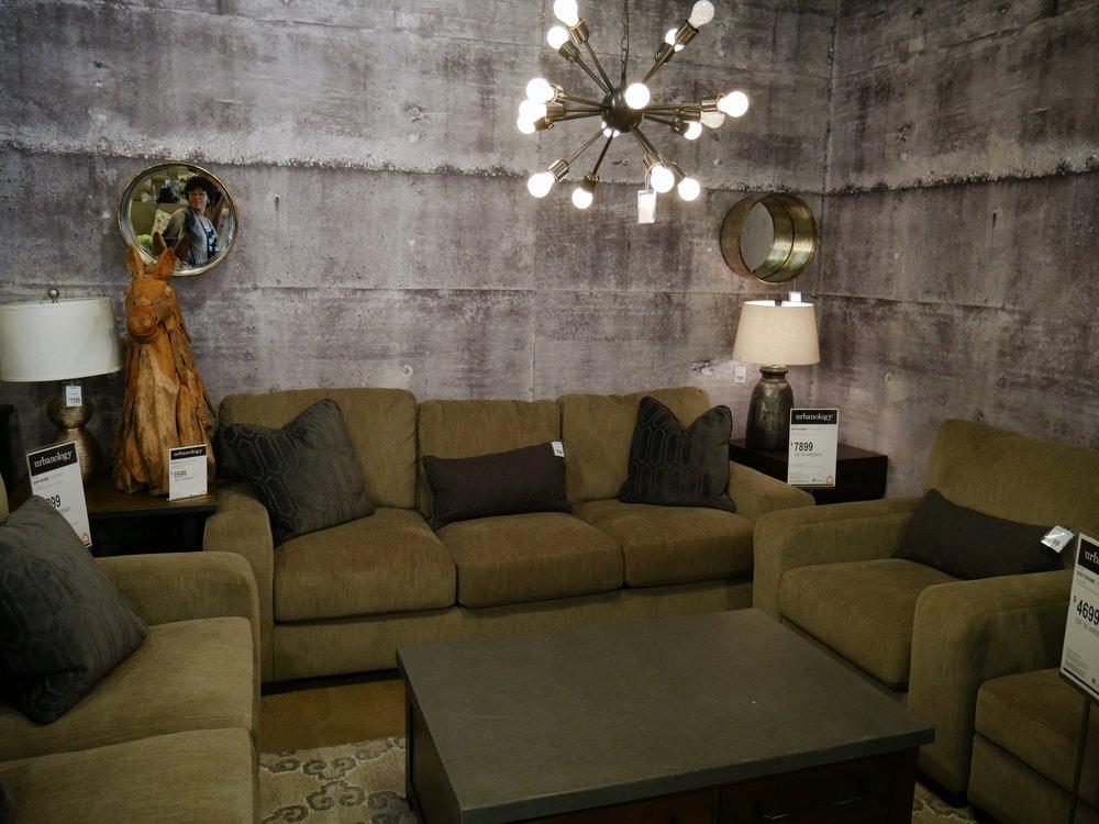 Living Room setting @Ashleyhomestore