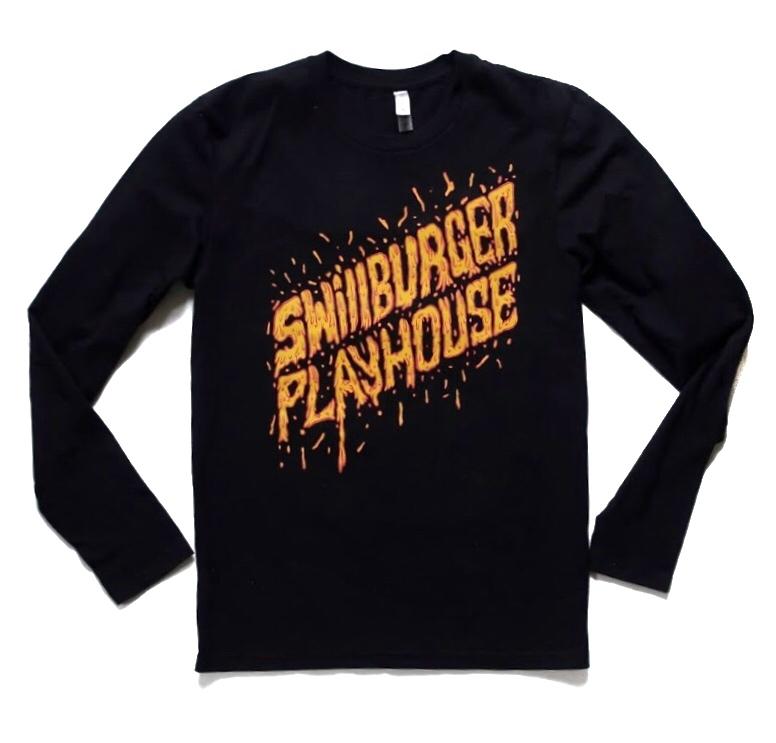 Ketchup & Mustard Long Sleeve T-Shirt   $20