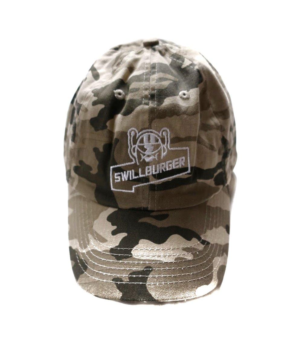 Swillburger Baseball Cap (4 colors available)   $15