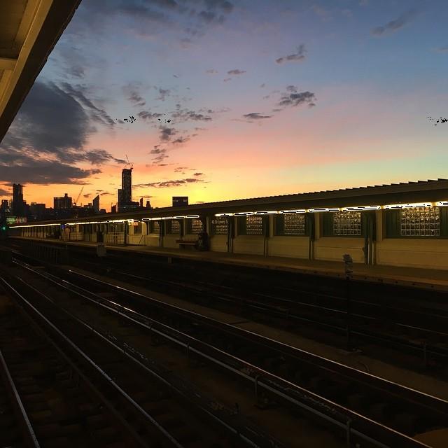 #Sunset #ny