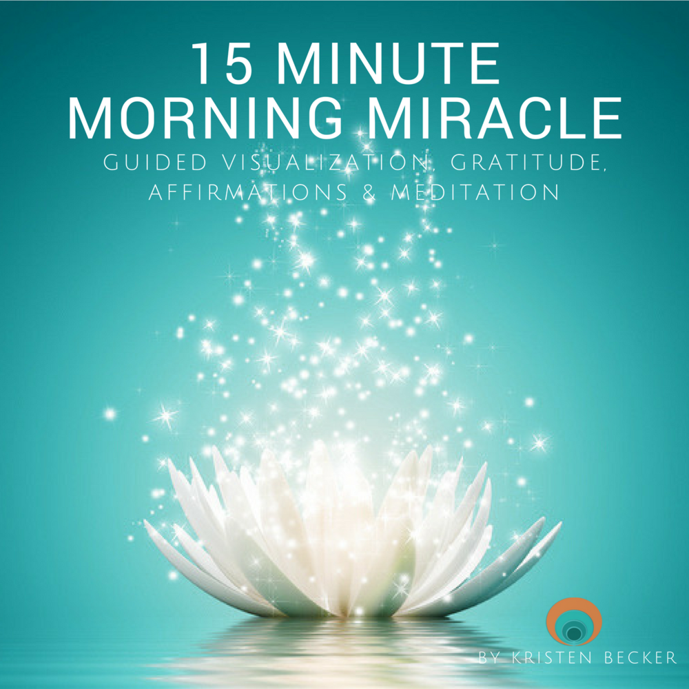 This fully guided 15 minute audio program is just 99cents- get it today and enjoy!