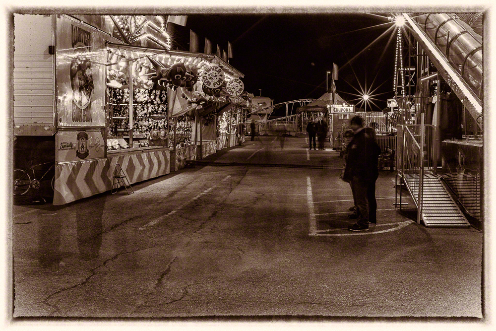 Ghosts in the Fair