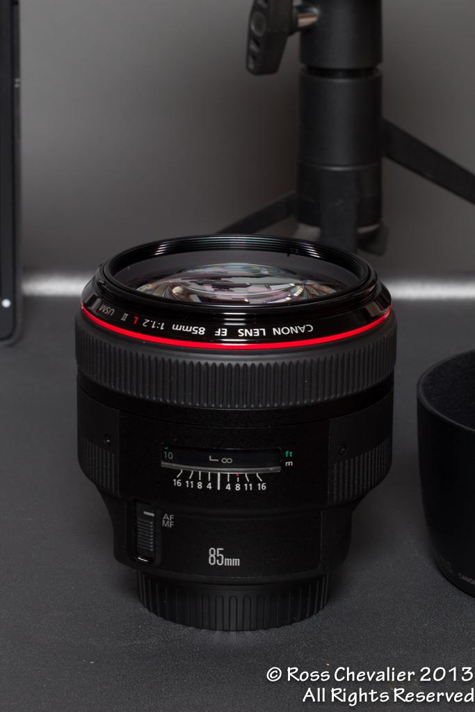 Canon 85/1.2L II