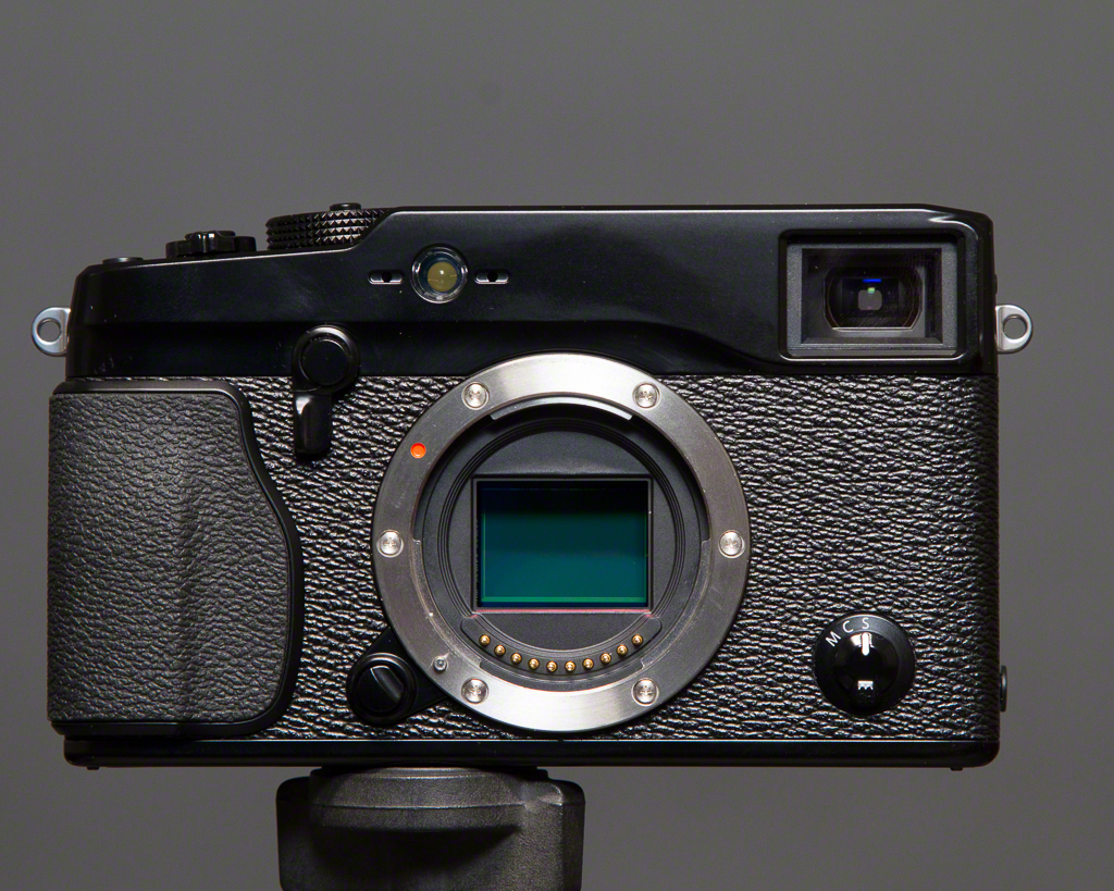 X-Pro1 Front View