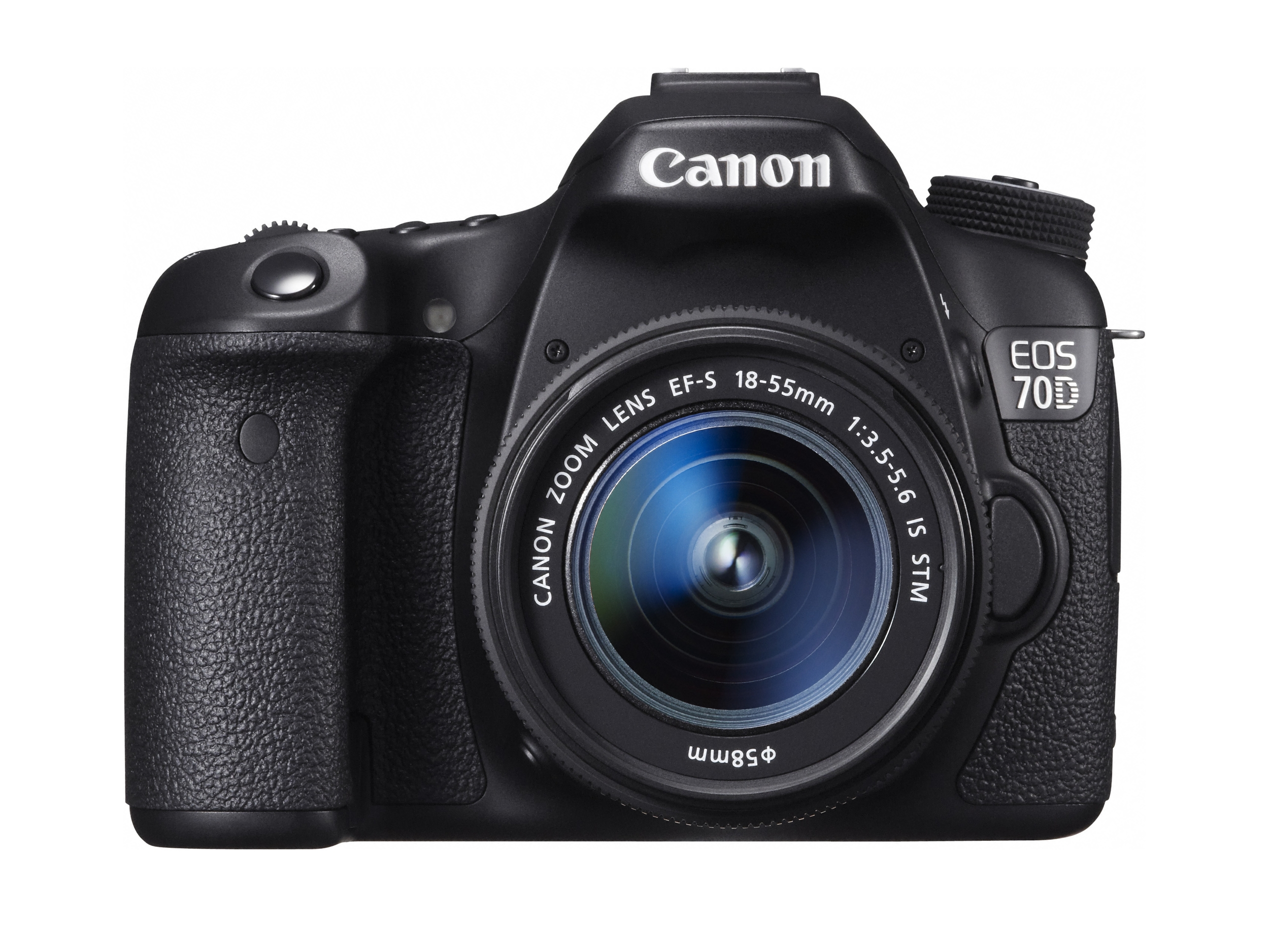 The Canon 70D