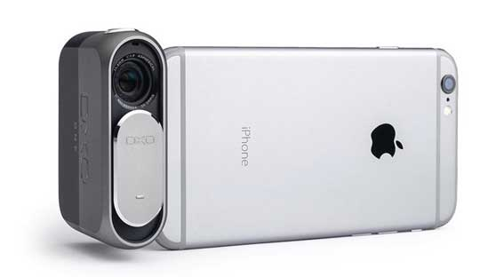 The groundbreaking (?) DXO One camera