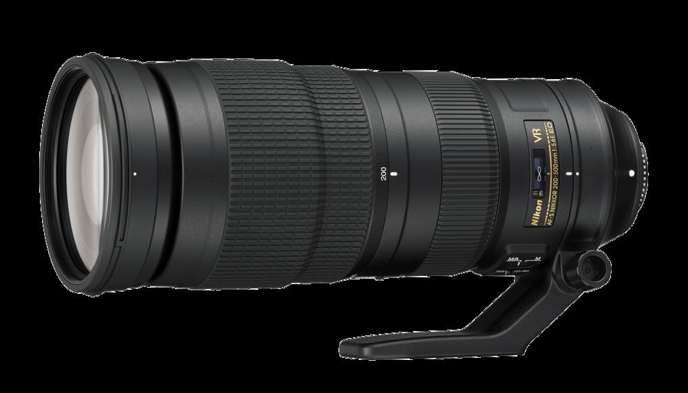 AF-S NIKKOR 200-500mm f/5.6 ED VR