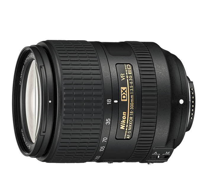 My favourite Nikon DX all around lens, the AF-S Nikkor 18-300mm/3.5-6.3 G ED VR