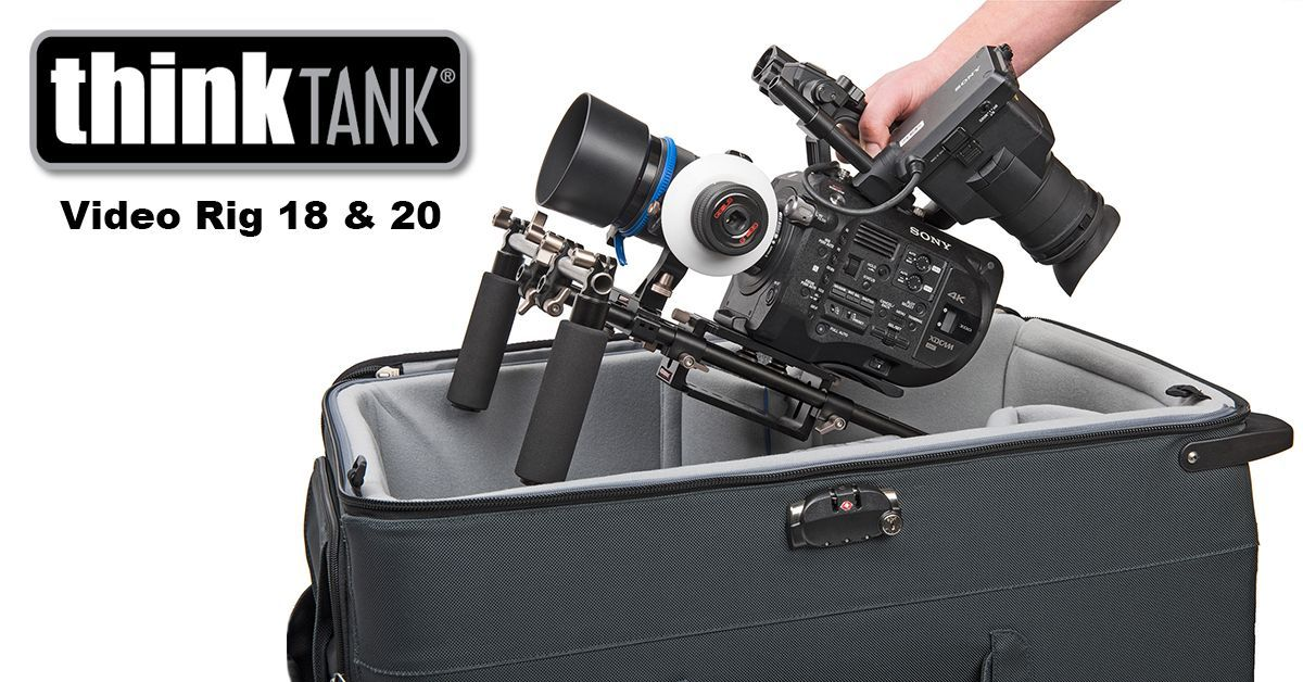 7fc9cfd6cd32 Think Tank Releases Video Rig Bags — The Photo Video Guy