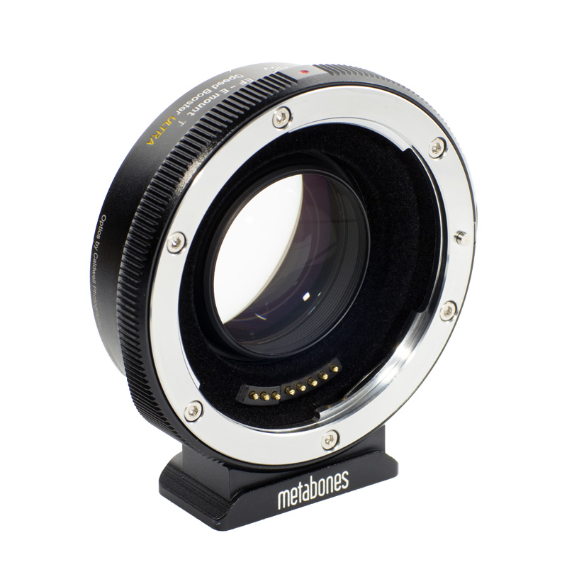 Metabones Speedbooster Ultra - Canon EF to Sony E