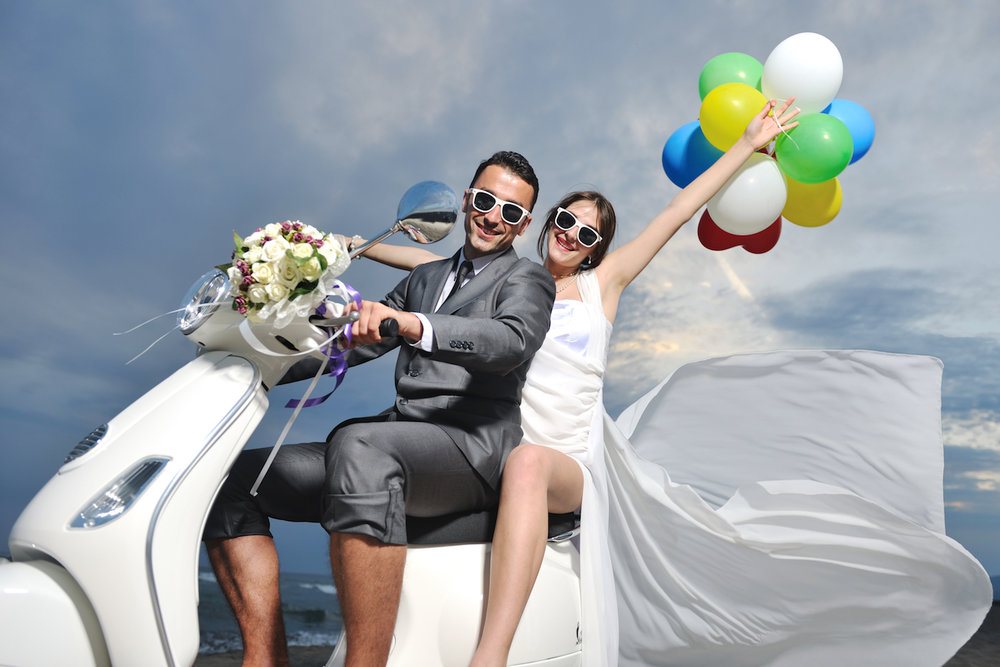 I went looking for a wedding image both tacky and ugly because I needed a header picture.  Win!