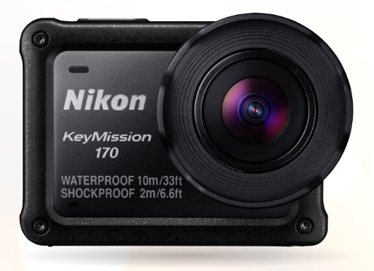 The KeyMission 170.  It looks like a GoPro sort of, but is far more user friendly.