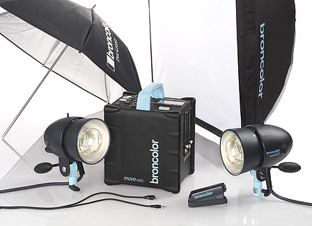 Broncolor Move Outdoor Kit 2