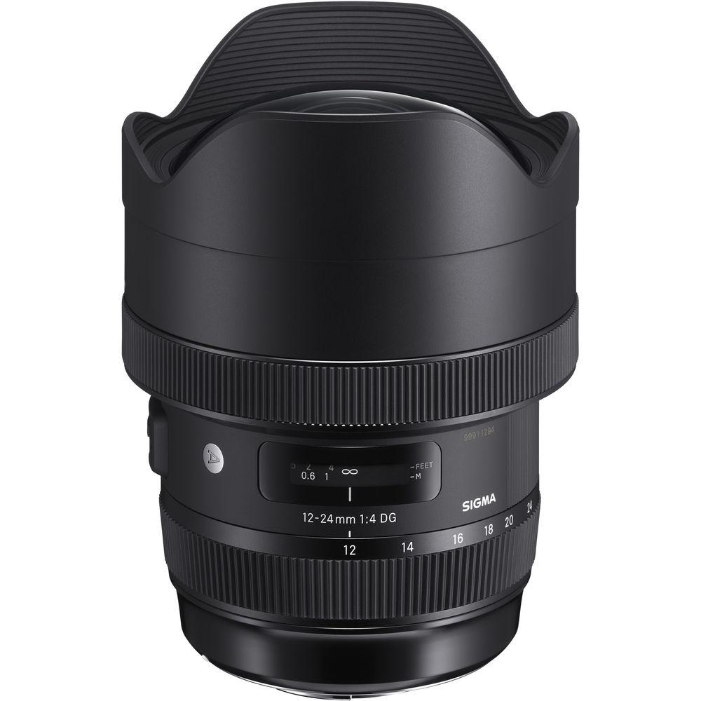 Sigma ART 12mm-24mm f/4