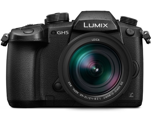 Panasonic Lumix GH-5 shoots 4k 10 Bit 4:2:2 video internally